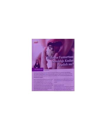Annelik Sanati Dergisi Nisan 2014