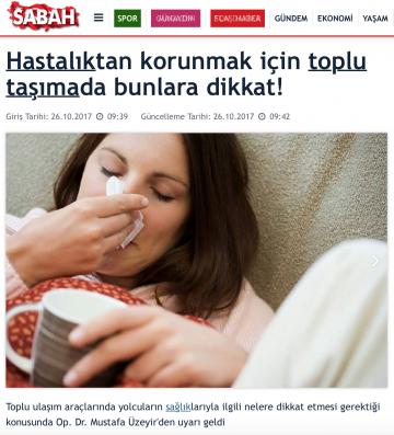 SABAH GAZETESİ