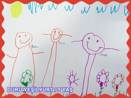 DURU YEŞİLYURT / 5 YAŞ