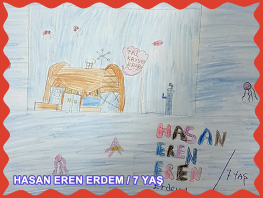 HASAN EREN ERDEM / 7 YAŞ