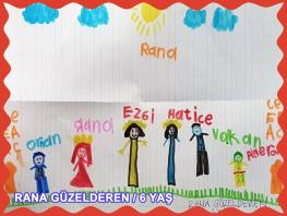 RANA GÜZELDEREN / 6 YAŞ