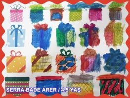 SERRA BADE ARER / 4.5 YAŞ