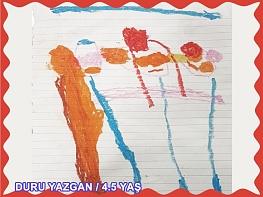 DURU YAZGAN / 4.5 YAŞ