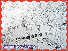 ÇINAR YILMAZ / 6.5 YAŞ