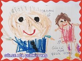 GÜLCE ADA ÇELİK / 5 YAŞ