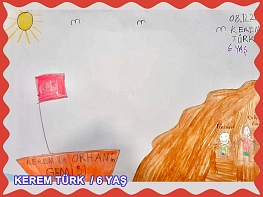 KEREM TURK / 6 YAŞ