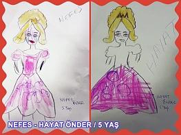 NEFES - HAYAT ÖNDER / 5 YAŞ